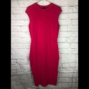 Tes Baker Bodycon Dress Sahskia Size 4